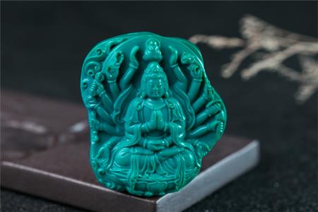 绿松石的作用有哪些?如何正确佩戴绿松石