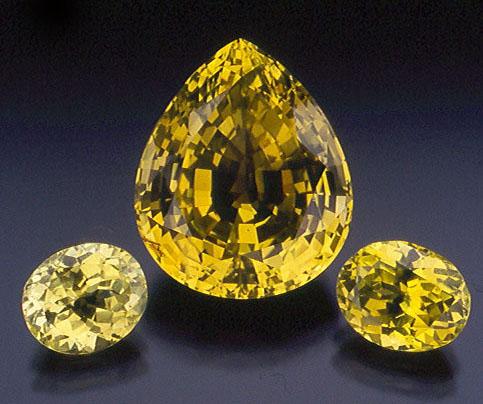 此宝石绝对是妖孽,超级闪金光,却不是黄金!