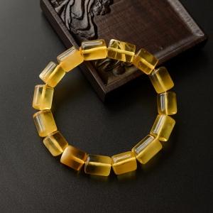 金絞蜜桶珠手串