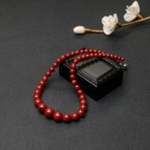 阿卡黑红珊瑚塔链