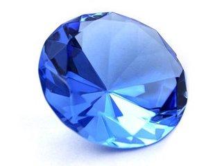 辨别蓝宝石和坦桑石
