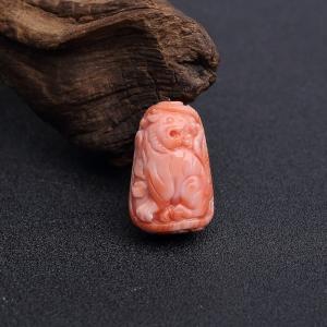 MISU粉红珊瑚老虎背云