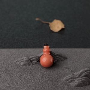 MOMO橘红珊瑚三通