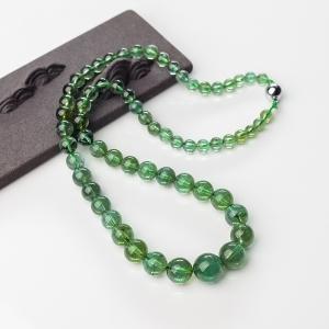 绿色碧玺塔链