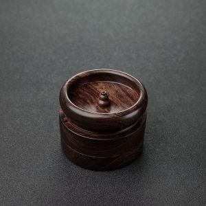海南黄花梨香道摆件(两件)