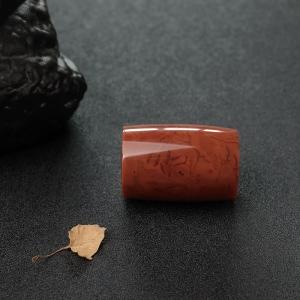 柿子红南红桶珠