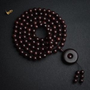 12mm海南黄花梨108佛珠