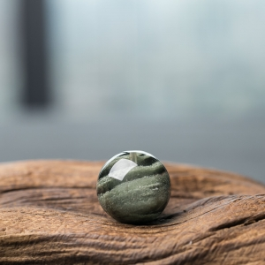 19mm绿幽灵圆珠