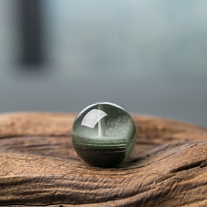 19.3mm绿幽灵圆珠
