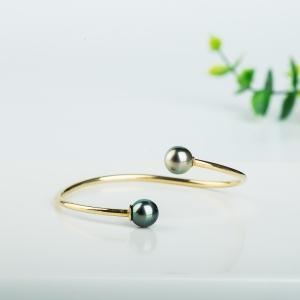 海水黑色珍珠手镯