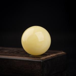 20mm白花蜜圆珠