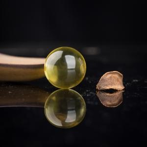 26mm金珀圆珠