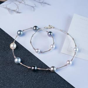 18K海水珍珠項鏈