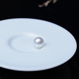10.5mm海水白色珍珠圆珠