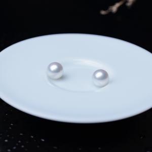 9mm海水白色珍珠圆珠