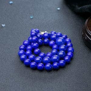 天藍色青金石塔鏈