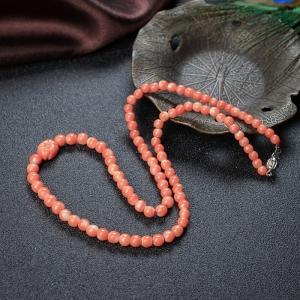 MOMO珊瑚項鏈