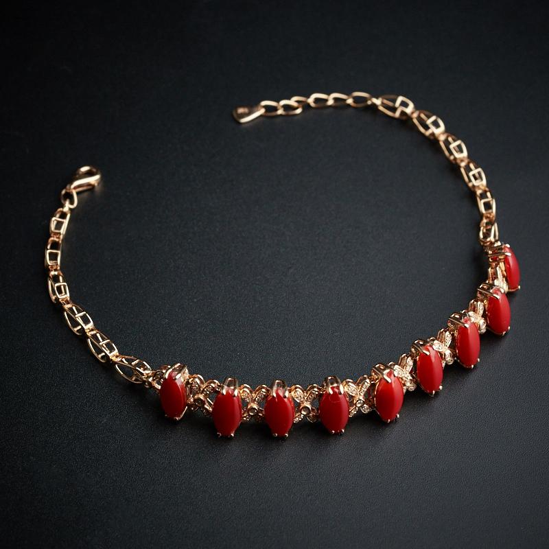 红珊瑚手链什么价格?红珊瑚手链价格怎样判断