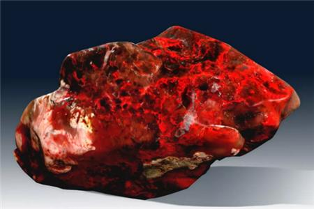 什么是巴林鸡血石?如何辨别巴林鸡血石?