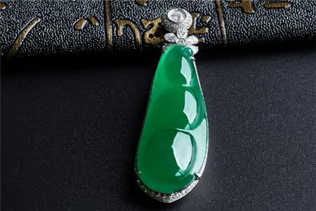 帝王綠翡翠是什么級別的翡翠?帝王綠翡翠價格如何