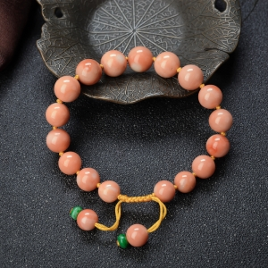 MOMO珊瑚單圈手串