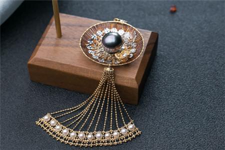 佩戴珍珠吊坠有什么寓意?