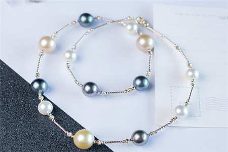 珍珠项链多少钱一条,珍珠项链价格怎么样?