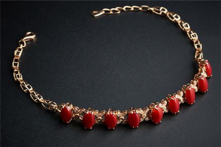 红珊瑚手链怎样鉴别?红珊瑚手链鉴别三要点