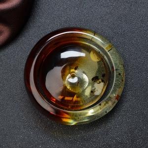 55mm花珀平安镯