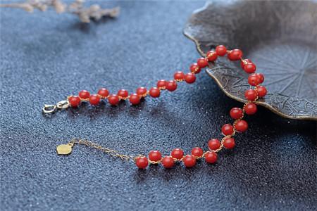红珊瑚手链如何鉴别?红珊瑚手链鉴别方法