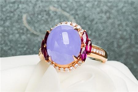 紫罗兰翡翠价格多少钱?紫罗兰翡翠价格表