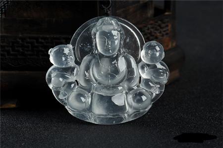 冰种翡翠是高档翡翠吗?如何辨别冰种翡翠与玻璃种翡翠?