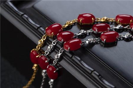 红珊瑚手链怎样挑选?红珊瑚手链挑选技巧!