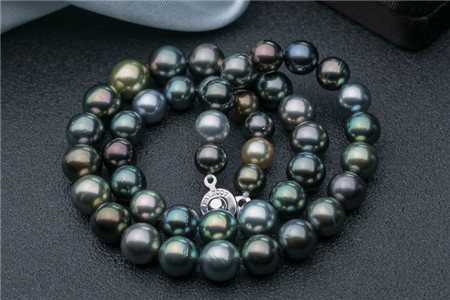 黑珍珠项链价格多少钱?黑珍珠项链价格怎样计算?