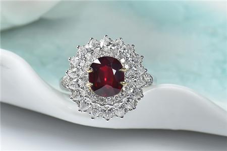 红宝石首饰要怎样挑选?红宝石首饰要注意些什么?