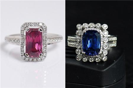 红宝石和蓝宝石的区别,红宝石与蓝宝石哪价值更高?