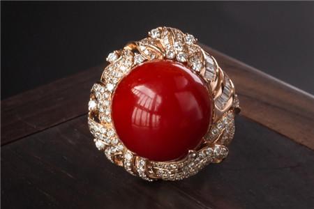紅珊瑚戒指怎樣挑選?紅珊瑚戒指挑選時要注意些什么?