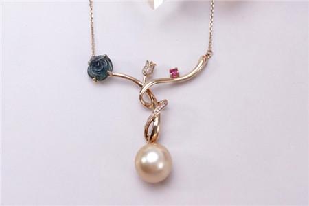 珍珠项链的作用有哪些?怎样清洗珍珠项链?