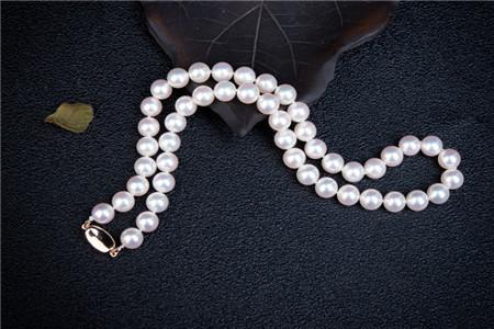 """怎么买珍珠项链,珍珠项链选购""""三步走""""!"""
