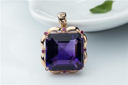 紫水晶饰品有哪些,天然紫水晶饰品怎样挑选?