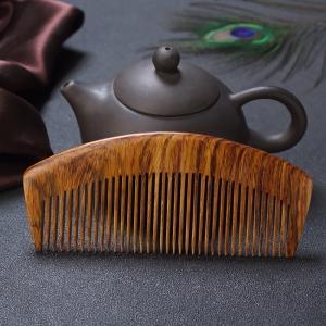 海南黄花梨梳子
