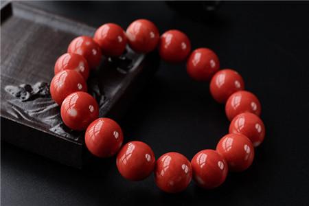 红珊瑚手链怎样鉴别真假?哪些红珊瑚手链是假的?