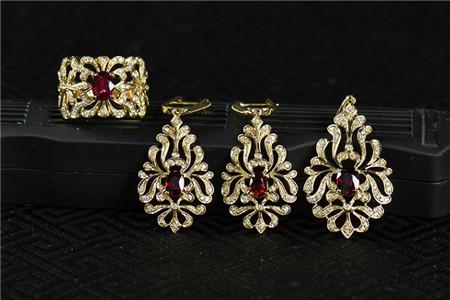 1克拉的红宝石戒指大概多少钱?红宝石价格分析