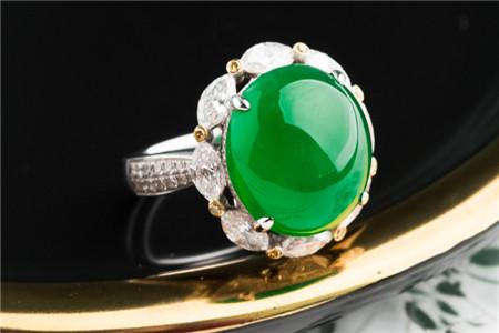 绿色翡翠很丰富,市场上很受欢迎的几种绿色翡翠介绍