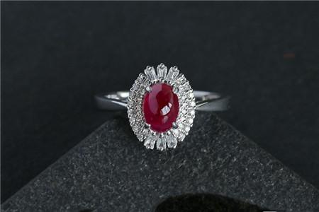 红宝石分几个级别?每个级别每克拉多少钱