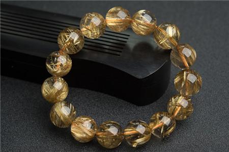 十二星座水晶手链,看看你的幸运水晶手链是什么?