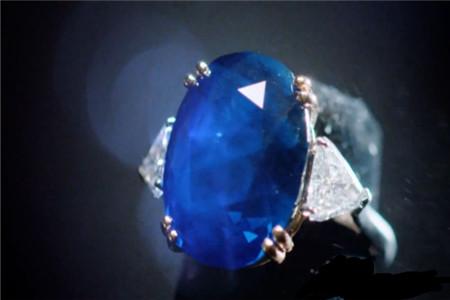克什米尔蓝宝石为何这么出名,克什米尔蓝宝石长什么样