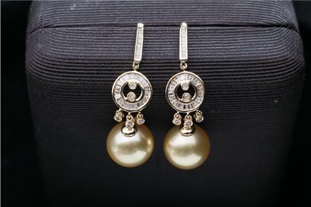 海水金珍珠怎样辨别真假?