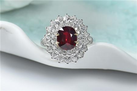 红宝石和蓝宝石的区别是什么?红宝石与蓝宝石只是颜色不同吗?