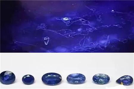 蓝宝石如何鉴定,2种鉴定蓝宝石的技巧